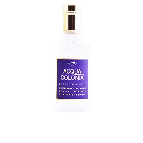 4711 ACQUA COLONIA SAFFRON & IRIS edc vapo 50 ml