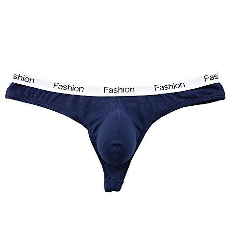 FRAUIT Slip Uomo Cotone 100% Intimissimi Boxer Ragazzo Intimo Cotone Elasticizzato Senza Cuciture Mutande Uomini Slip Fantasia Perizoma Sexy Trasparente Tanga Underwear Mutandine