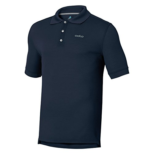 Odlo Richard Polo Homme, Navy New, FR : S (Taille Fabricant : S)