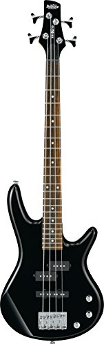 Ibanez GSRM 4 String Bass Guitar, Right Handed, Black (GSRM20BK)