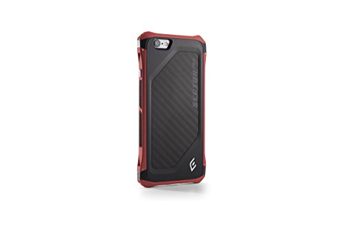 Element Case EMT-0040 - Funda para móvil Apple iPhone 6, rojo