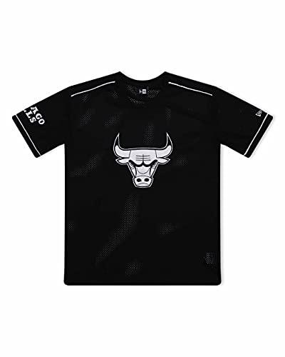 New Era NBA CHICAGO BULLS Team Logo Oversized Tee T-Shirt, Größe:XXL