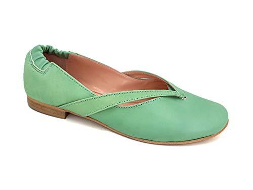 Mark Schwartz Moon Womens Ballet Flat Mint 38*