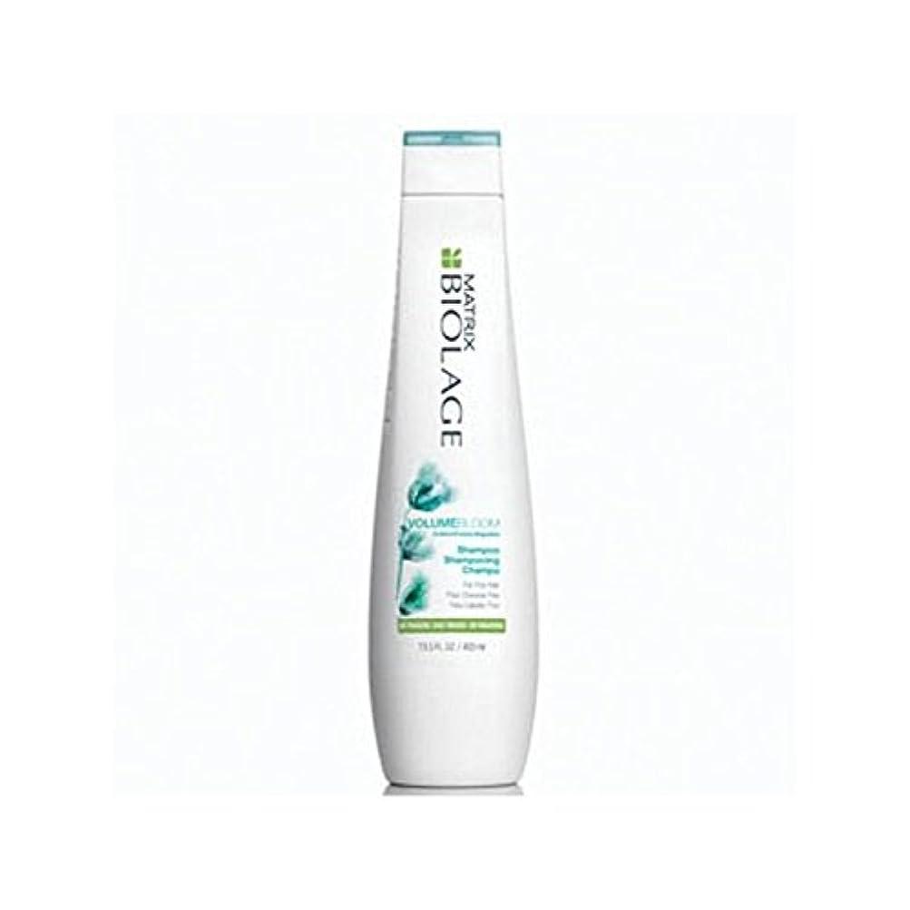 崖連邦犠牲Matrix Biolage Volumebloom Shampoo (400ml) (Pack of 6) - マトリックスバイオレイジのシャンプー(400ミリリットル) x6 [並行輸入品]
