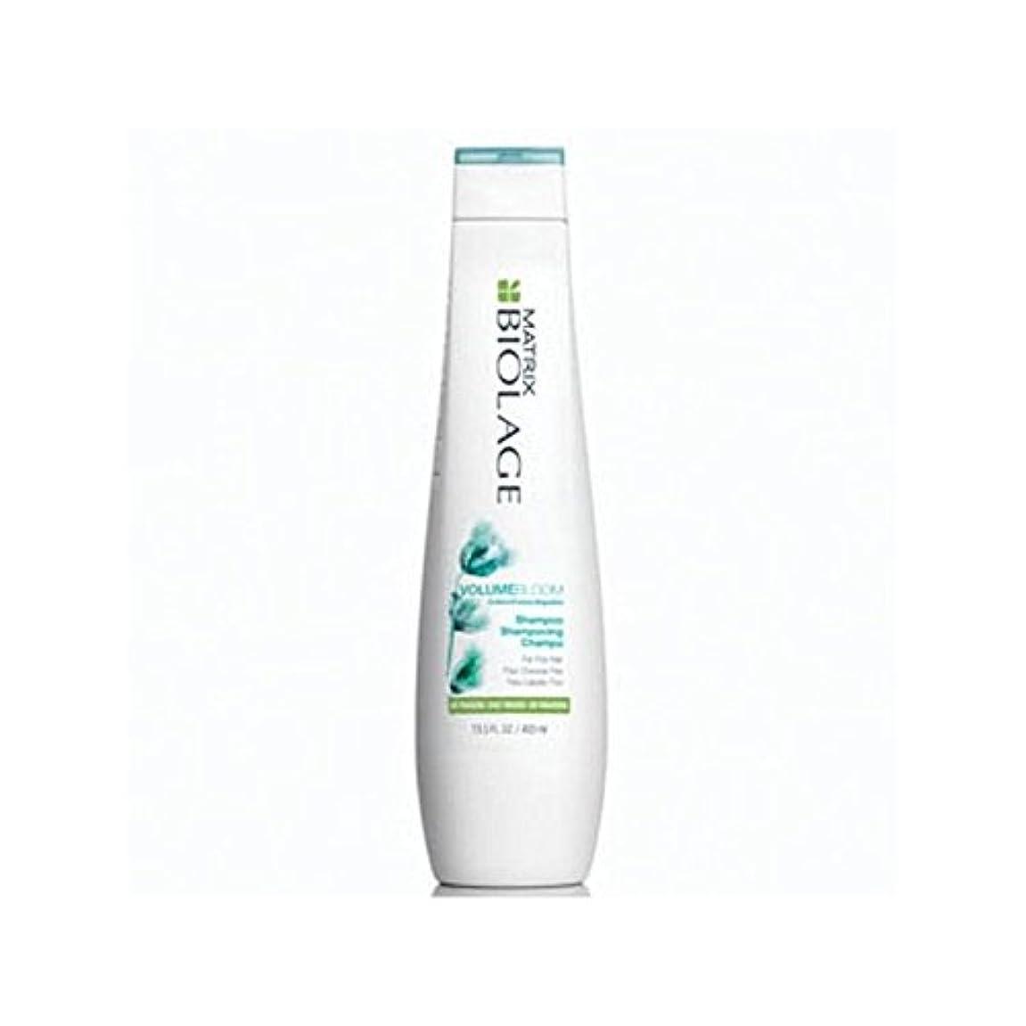 惑星ボルト中国Matrix Biolage Volumebloom Shampoo (400ml) (Pack of 6) - マトリックスバイオレイジのシャンプー(400ミリリットル) x6 [並行輸入品]