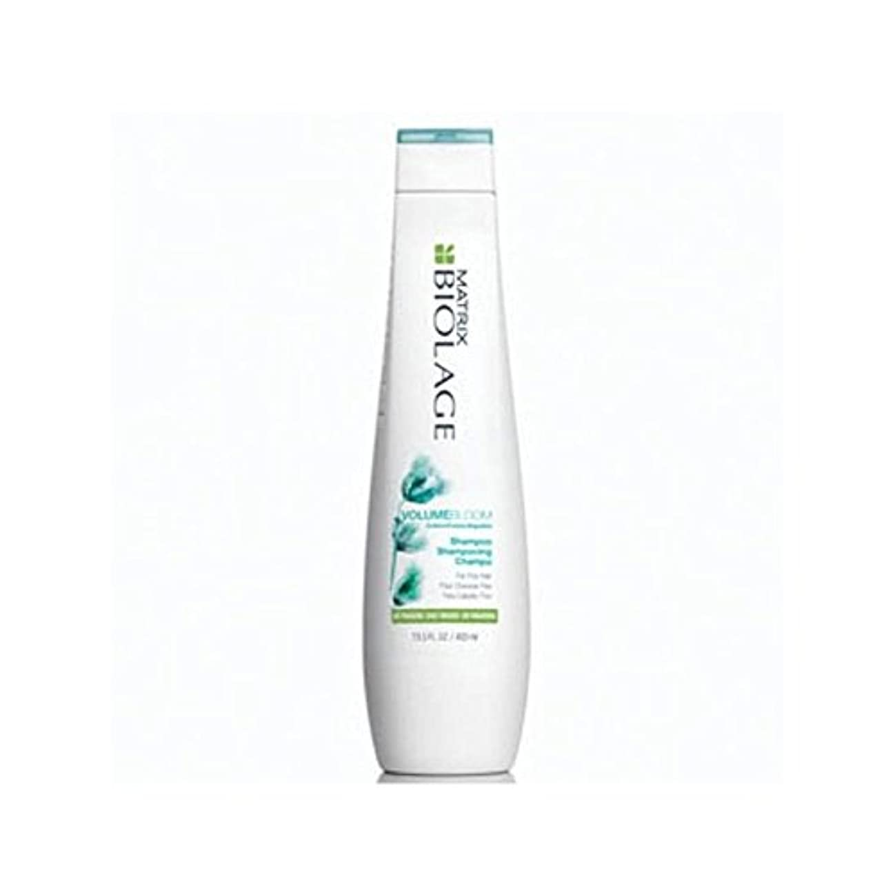 愛国的な崇拝します患者Matrix Biolage Volumebloom Shampoo (400ml) (Pack of 6) - マトリックスバイオレイジのシャンプー(400ミリリットル) x6 [並行輸入品]