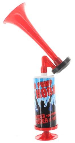 MIK Funshopping Luftdruck-Fanfare AIR HORN