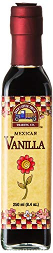 Blue Cattle Truck Trading Co. Traditional Gourmet Mexican Vanilla Extract, Medium, 8.4 Ounce