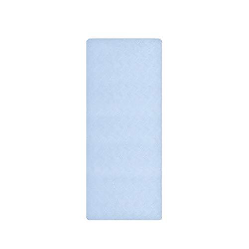 JUNKUN Esterilla de Yoga Pure Color | Esterilla de Viaje para Yoga TPE | Esterilla de Fitness Antideslizante ultragruesa 6 mm con Correas para Esterilla de Yoga, Adecuada para Todo Tipo