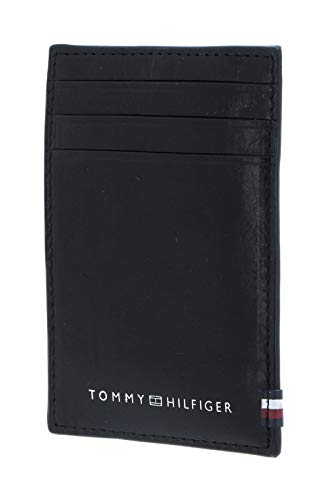 Tommy HilfigerPOLISHED LEATHER VERTICAL CC HOLHerrenSchwarzOS