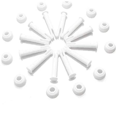 linjunddd Conjunto Pasadores Y Sellos (12 Piezas) De Intex Ronda De Metal Cigã¼eã Grupos De Reemplazo, Intexpool Sustitución De Piezas De Repuesto, Intex 13'-24' Natación Accesorios