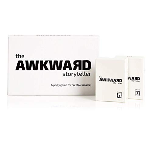 The Awkward Storyteller, Ultimate...