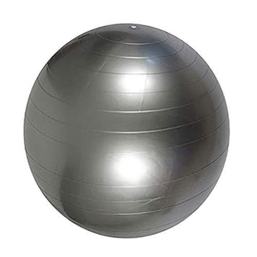 VANVENE - Pelota de gimnasia, ejercicio, yoga, antiexplosión, con bomba – Pelota de gimnasia para fitness, pilates, embarazo, trabajo o parto, bola suiza (55 cm/65 cm/75 cm)