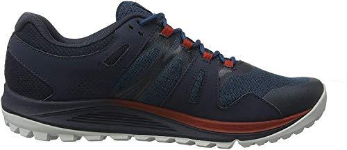 Merrell Herren Nova Gore-tex Traillaufschuhe, Blau (Sailor), 44 EU