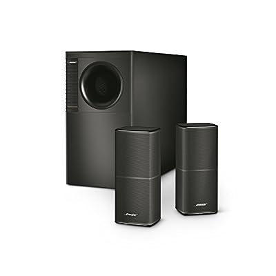 Bose ® Acoustimass 5 Series V Stereo Speaker System - Black from BOSGF