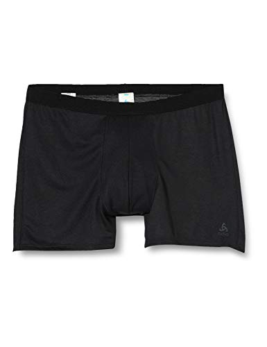 Odlo Herren SUW Bottom Boxer Active F-Dry Light, Black, XL