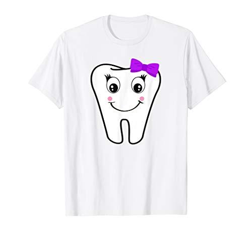 Zahnfee Molar Fasching Kostüm T-Shirt