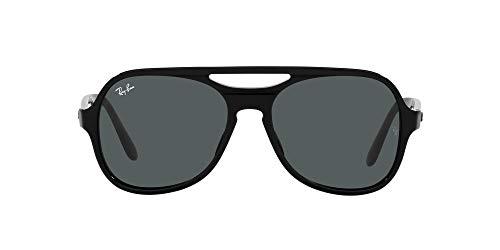 Ray-Ban 0RB4357 Gafas, Black, 58 Unisex Adulto