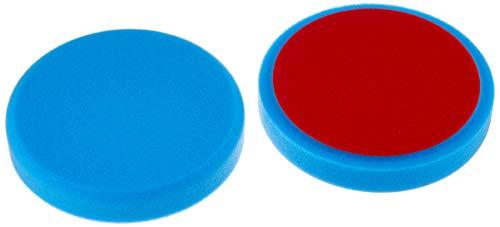ALCLEAR 5516030B Schleifpad, Medium, Durchmesser : 160 x 30 mm, blau,2er Set