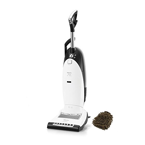 Dynamic U1 Cat & Dog Miele Bags Vacuum Cleaner, Upright, Lotus White (Complete Set)