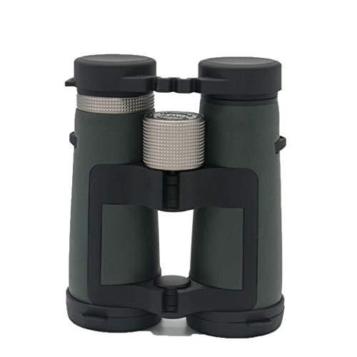 ZTYD Waterdichte verrekijker met stikstofvulling voor volwassenen, nachtlampje 10 x 42 HD FMC buiten duurzaam, verrekijker Low Vision voor Bird Watching, camping