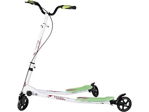 DEPORTOYS Patinete Speeder Scooter 3 Ruedas