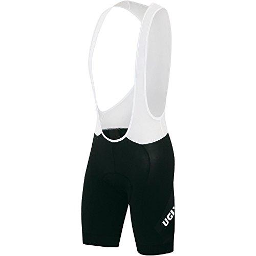 UGLY FROG Bike Wear - MTB Bib Pantalón Corto para Hombre Bib Shorts with Gel Pad HBS09
