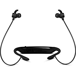 JBL Reflect Response in-Ear Wireless Bluetooth Touch Control Sport Headphones 10 Hours Audio Playback Ergonomic Fit Sweat Proof Neckband Black
