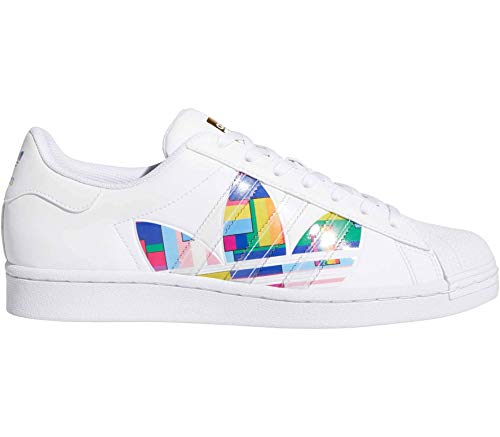 adidas Originals Superstar Pride Sneaker EU 39 1/3 - UK 6