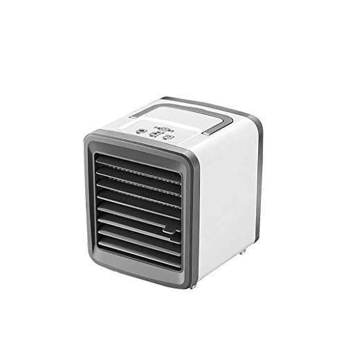 Yankuoo Multifunctionele Spray Luchtkoeler Draagbare Desktop Luchtkoeler USB Mini Airconditioner Luchtbevochtiger Thuis Kantoor Mute