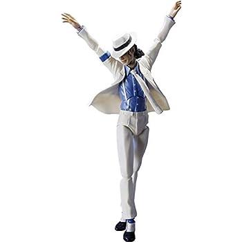 xiaomeng Michael Jackson S.H Figuarts Smooth Criminal Version 5.5  Action Figure