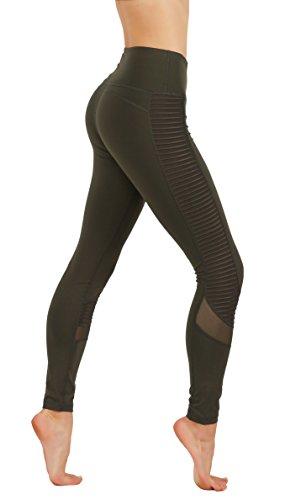 CodeFit Yoga Pants Power Flex Dry-Fit