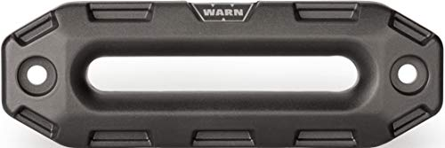"WARN 100650 Epic Fairlead, Gun Metal, 1.0"""
