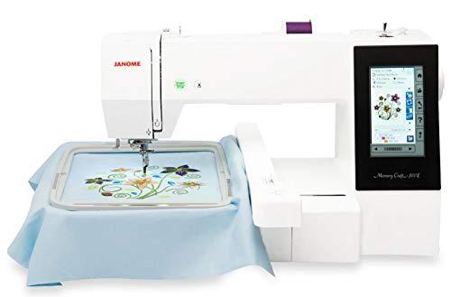Janome Máquina de bordar Memory Craft 500E