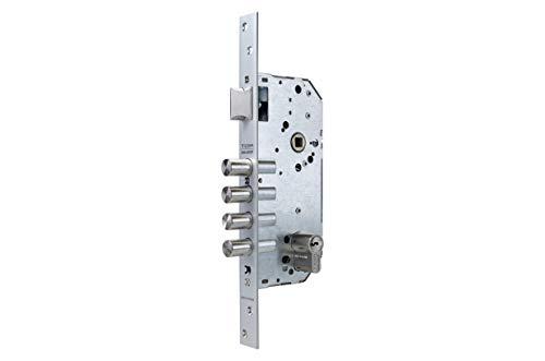 Tesa Assa Abloy R100B5SCC TESA R100B E50 S/BOMB.AC, Latonado, Cil. 30x30mm