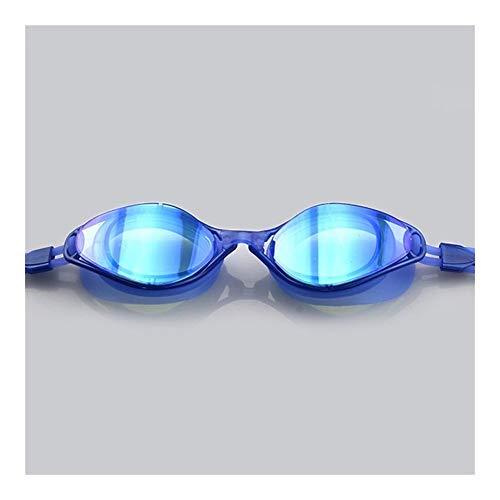 LLTT Mannen & Vrouwen Professionele Zwembril Arena Kleurrijke Brillen Racing Game Zwembril Anti-mist Zwembril