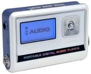 iAudioG3-2GB MP3/WMA Player, FM Radio, Direct Encoding