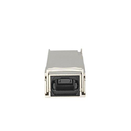 StarTech.com 40GBASE-SR4 QSFP+ Transceiver Module - 40 Gbps - 150 m - MSA...