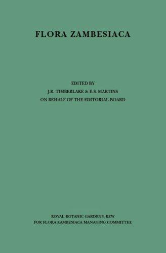 Flora Zambesiaca Volume 8, Part 5: Mozambique, Malawi, Zambia, Zimbabwe, Botswana