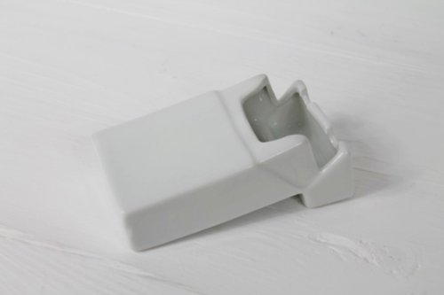 VOSS Origineller Aschenbecher als Zigarettenschachtel - aus Keramik - Tolle Geschenkidee