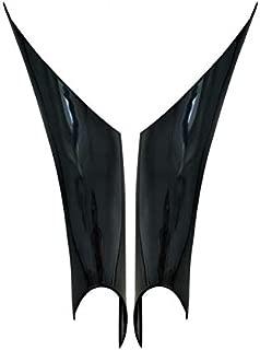 2PCS Interior Door Panel Grab Handle Covers for BMW 3 4 Series F30 F35 320i 320Li 328i 328Li 335i 335Li Pull Handle 2012 2013 2014 2015 2016 2017 2018 (Bright Black ABS)