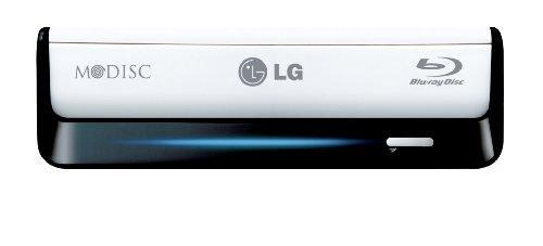 : LG BE12LU38 Super Multi Blue Lightscribe 12x External Blu-Ray Rewriter : Computer External Blu Ray Drives
