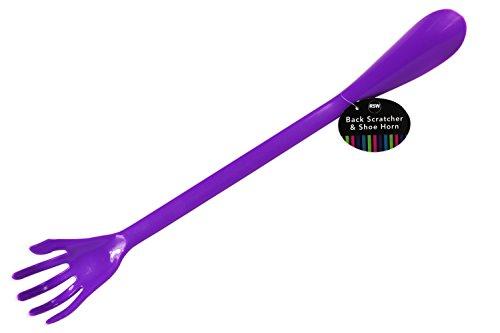 Royle Brights Chausse-pieds/gratte-dos à long manche violet