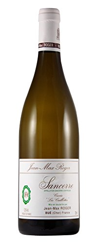 Sancerre Blanc Cuvée les Caillottes AOC 2018 Jean-Max Roger, trockener Weisswein von der Loire
