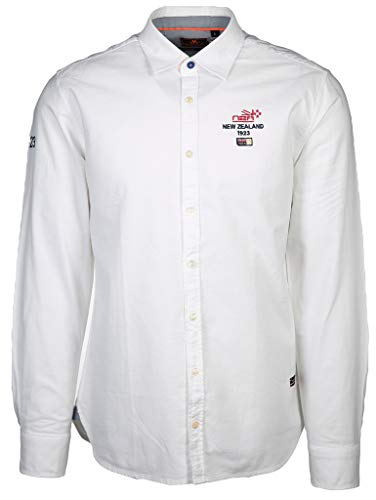NZA New Zealand Hemd White XXL