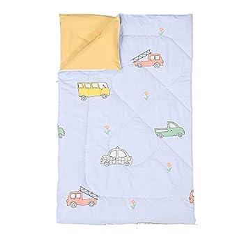 UOMNY Kids Nap Mat Slumber Bag 100% Polyester Slumber Sack Comfortable Lightweight Slumber Bag/Sleeping Bag.Can Use for Nap Bag,Camping Bag Car