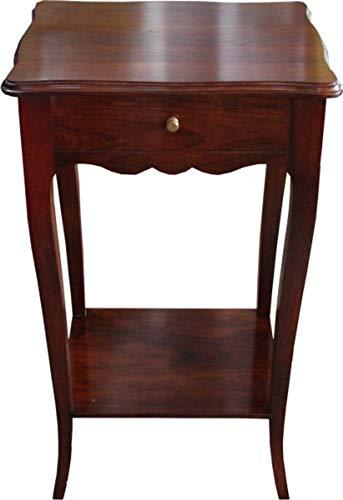 Casa Padrino Barock Kommode mit Schubladen - Nachtschrank Antik Stil - Barock Telefontisch