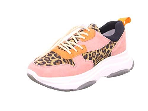 Lazamani Damen Sneaker 45.800PEACH rosa 661001