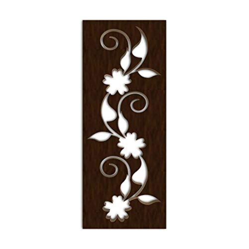 Learn More About NISH! Decorative Carved MDF Wood Wall Panels for Room Partition, Screen, Divider, D...