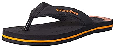 Ortho + Rest Extra Soft Ortho Slippers for Women | Orthopedic Doctor Chappal Footwear | Casual Flip Flops Daily Home Use